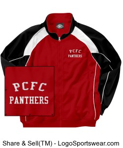 PCFC Charles River Jacket Olympian Team Adult Design Zoom